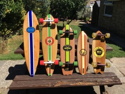 Blinded Soul Skateboards Collection