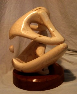 Sculpture: Soul Searcher